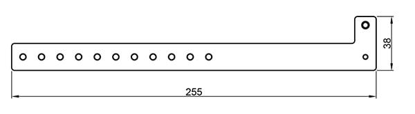 Стандартный контрольный браслет