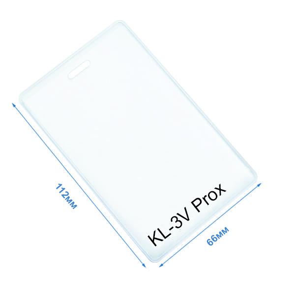 Карман для пропуска KL-3V ISO Prox