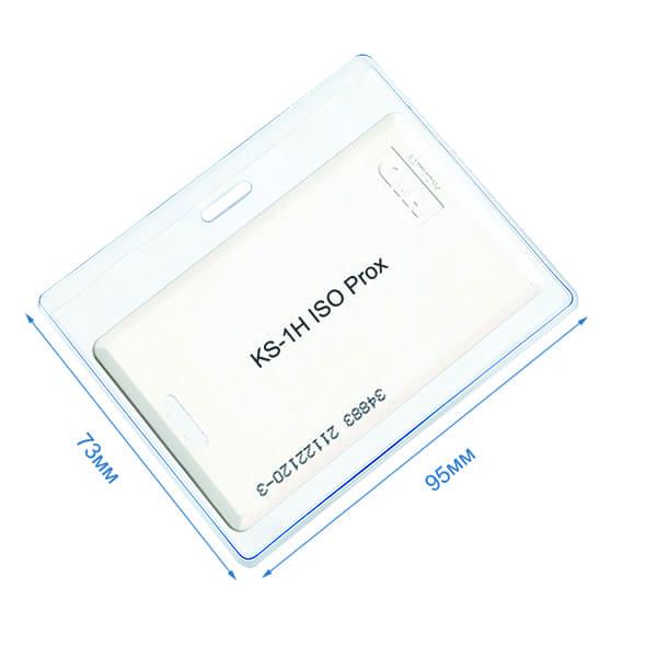 Карман для пропуска KS-1H ISO Prox