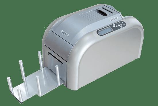 Принтер для печати бейджей